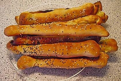 Feta-Käse Stangen 3