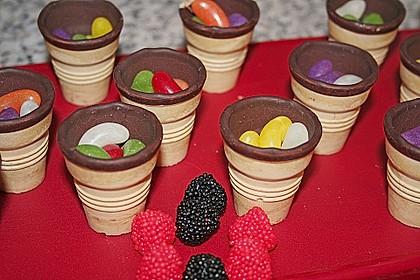 Mini Eiscreme-Cupkakes 3
