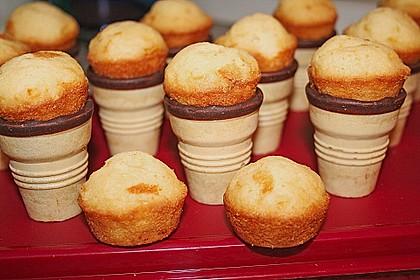 Mini Eiscreme-Cupkakes 8