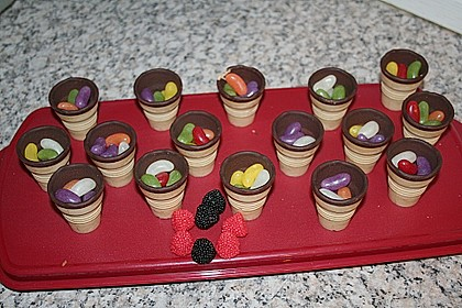 Mini Eiscreme-Cupkakes 6