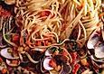 Spaghetti alle Vongole Posillipo