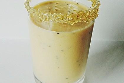 Bananen - Kiwi Smoothie 3