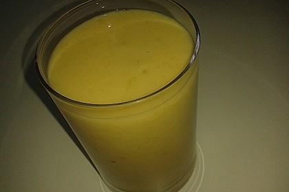Bananen - Kiwi Smoothie 9