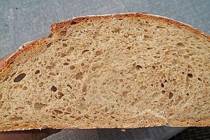 Honig-Bier Brot 2
