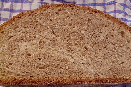 Honig-Bier Brot 12