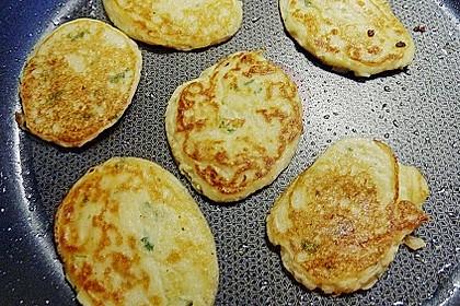 Kartoffelpuffer aus Kartoffelbrei 6