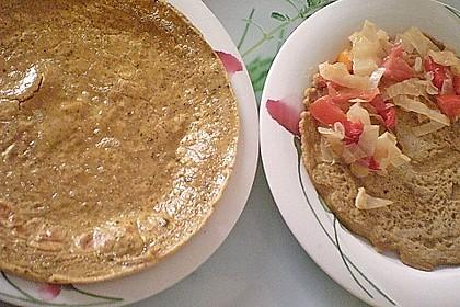 Pfannkuchen pikant