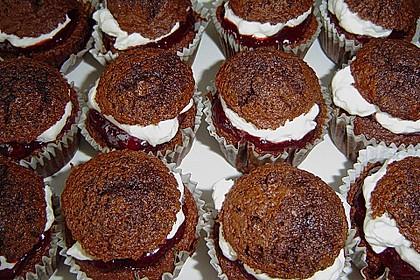 Herrentorte Muffins