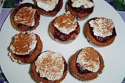 Herrentorte Muffins 1