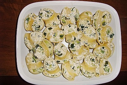 Cannelloni mit Zucchinifüllung 1