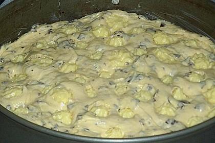 Ameisen-Marillenkuchen mit Puddingfüllung 68