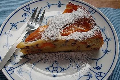 Ameisen-Marillenkuchen mit Puddingfüllung 29