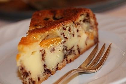 Ameisen-Marillenkuchen mit Puddingfüllung 15