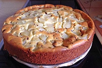 Ameisen-Marillenkuchen mit Puddingfüllung 43