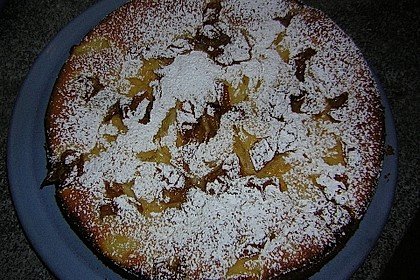 Ameisen-Marillenkuchen mit Puddingfüllung 44