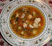 Italienische Fischsuppe  à la Gabi