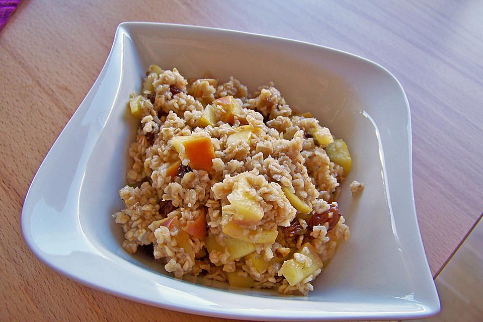 Ayurvedisches Frühstück (Rezept Mit Bild) Von Kleinechefköchinmimi