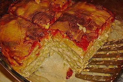 Lachs-Wirsing Lasagne 1