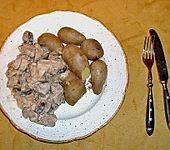 Auberginen-Haschee (Bild)