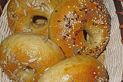Bagels Grundrezept 10