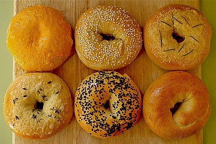 Bagels Grundrezept 0