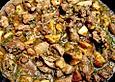 Geflügelleber - Steinpilz - Soße