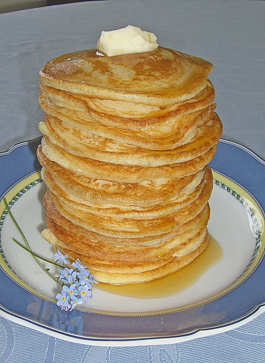 amerikanische pancakes rezepte suchen. Black Bedroom Furniture Sets. Home Design Ideas