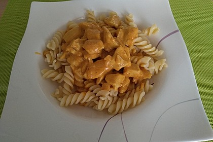 Curry - Geschnetzeltes 8