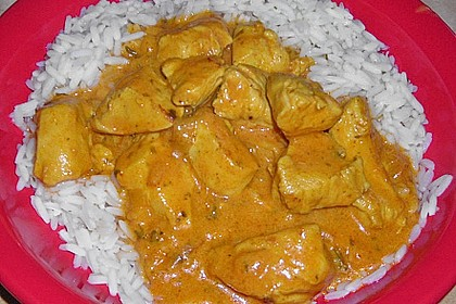 Curry - Geschnetzeltes 7