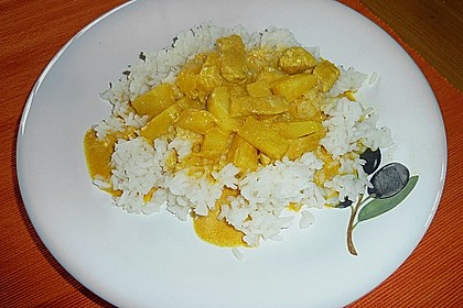 Curry - Geschnetzeltes 6