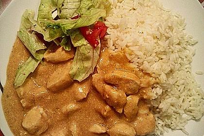 Curry - Geschnetzeltes 3