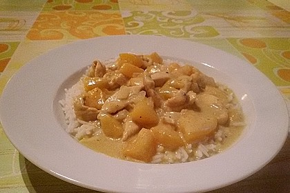 Curry - Geschnetzeltes 26