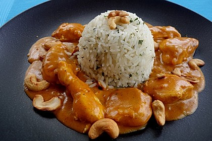 Curry - Geschnetzeltes