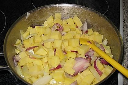 Chinakohl - Kartoffel - Eintopf 7