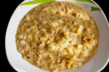 Chinakohl - Kartoffel - Eintopf 5