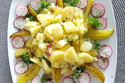 Bayrischer Kartoffelsalat 1