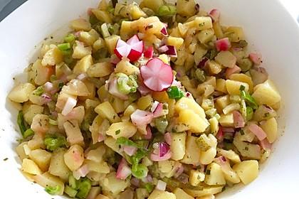 Bayrischer Kartoffelsalat 6