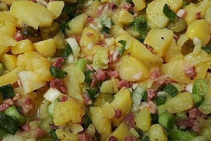Bayrischer Kartoffelsalat 2