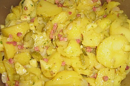 Bayrischer Kartoffelsalat 24