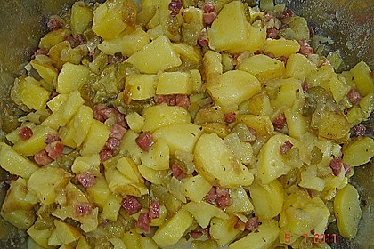 Bayrischer Kartoffelsalat 15