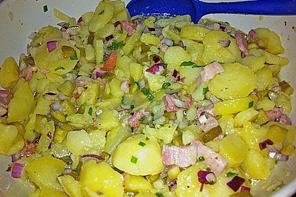 Bayrischer Kartoffelsalat 10