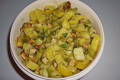 Bayrischer Kartoffelsalat 7