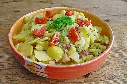 Bayrischer Kartoffelsalat 14