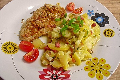 Bayrischer Kartoffelsalat 8