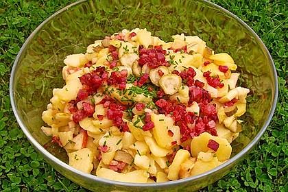 Bayrischer Kartoffelsalat 9