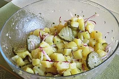 Bayrischer Kartoffelsalat 22