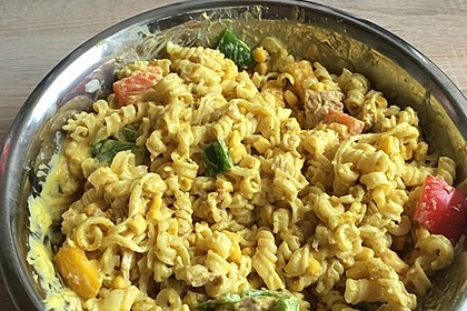 Curry Nudelsalat 17