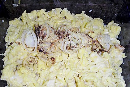 Appenzeller Käsespätzle 2