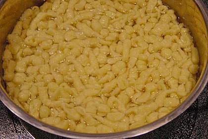Appenzeller Käsespätzle 3
