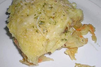 Kartoffel - Sauerkraut - Auflauf 19